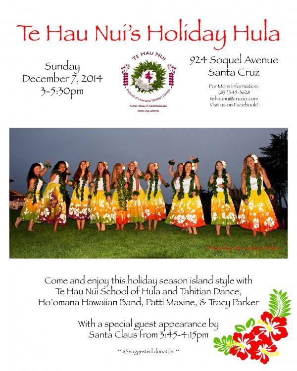 THN Holiday Hula 2014